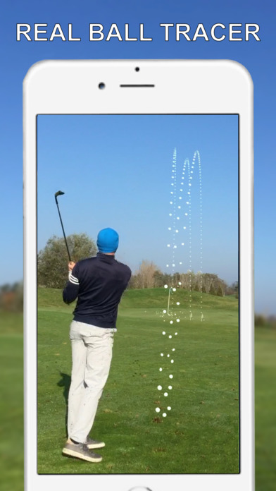The Shot Tracer Golf App